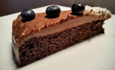 Luksuzna torta od čokolade bez glutena i mlijeka