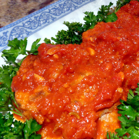 Italian-Style Beef Rissoles