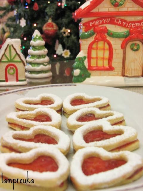 Χριστουγεννιάτικα μπισκότα!