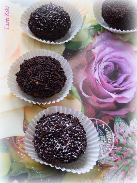 Σοκολάτα και νηστεία συνομωτούν κι ετοιμάζουν... τρουφάκια