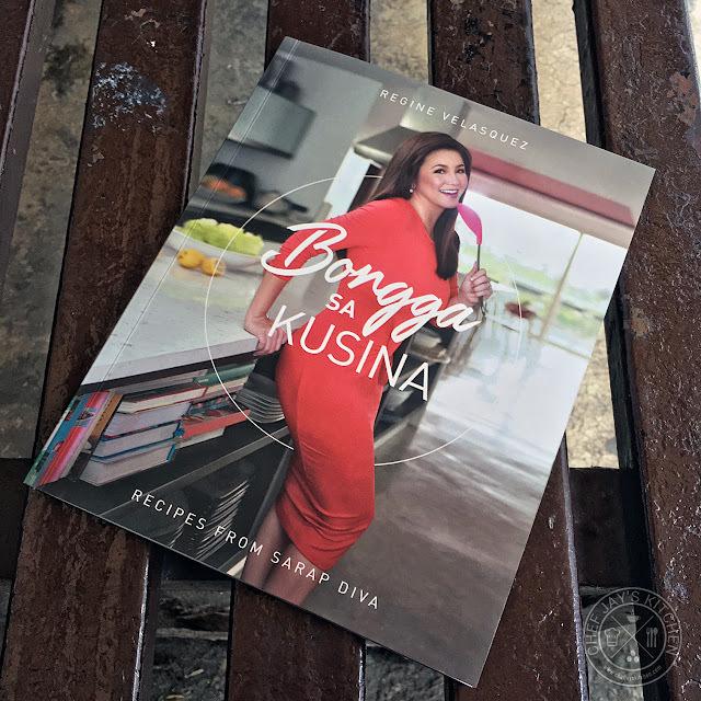Regine Velasquez Launches Her Very Own Cookbook, Bongga sa Kusina: Recipes From Sarap Diva