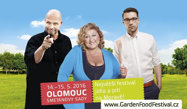 Garden Food Festival podruhé