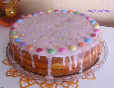 Punčová torta