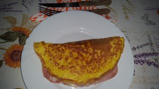 Tortilla helyett-zabos lepény