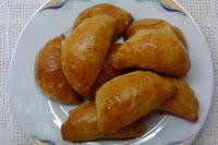 Τυροπιτάκια με σουσάμι