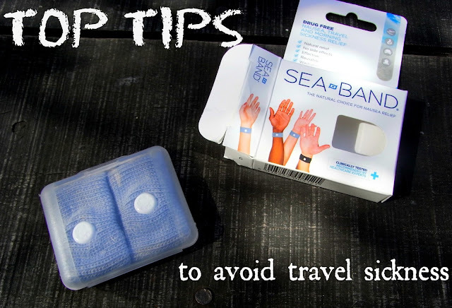 Top Tips To Avoid Travel Sickness