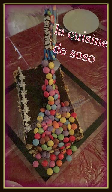 Gâteaux smartise suspendu
