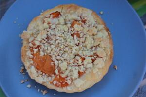 Gâteau autrichien aux abricots