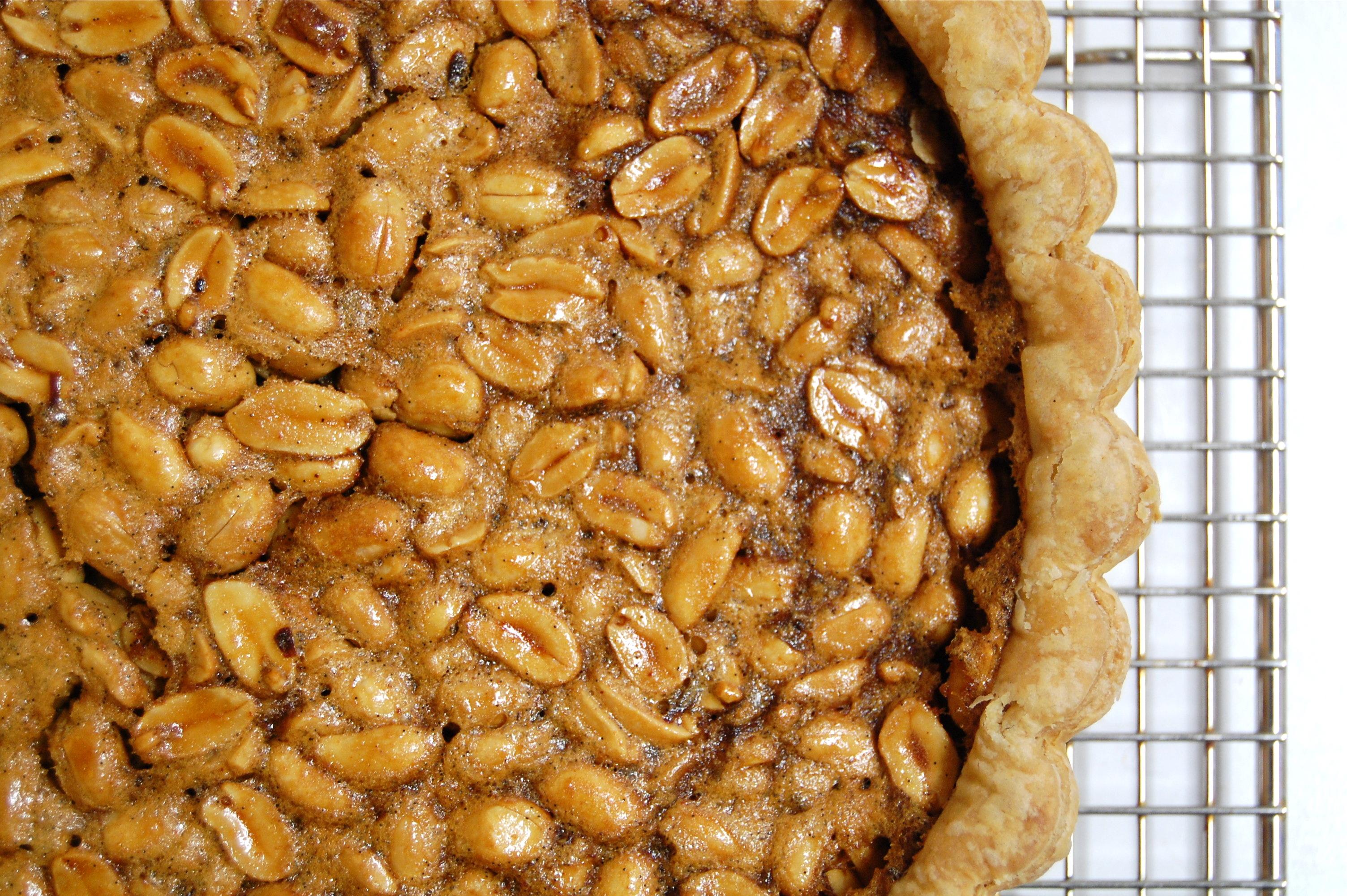 RECEITA: Torta de amendoim