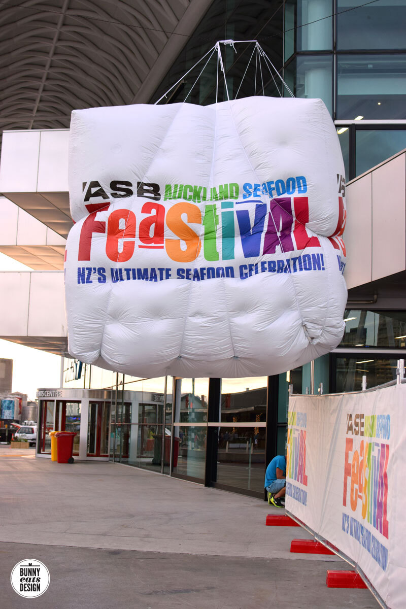 Auckland Seafood Festival 2016