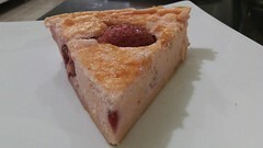 Torta Proteica de Morango (Low Carb)