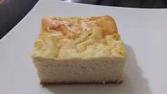 Cheesecake Grego de Limão com Coco