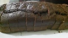 Bolo Proteico de Chocolate com Hortelã