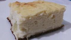Cheesecake de Tapioca com Batata-Doce e Melão