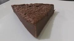 Torta de Semolina com Chocolate