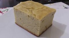 Bolo Maromba de Limão com Batata-Doce