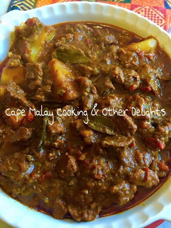 Gheema / Beef Curry