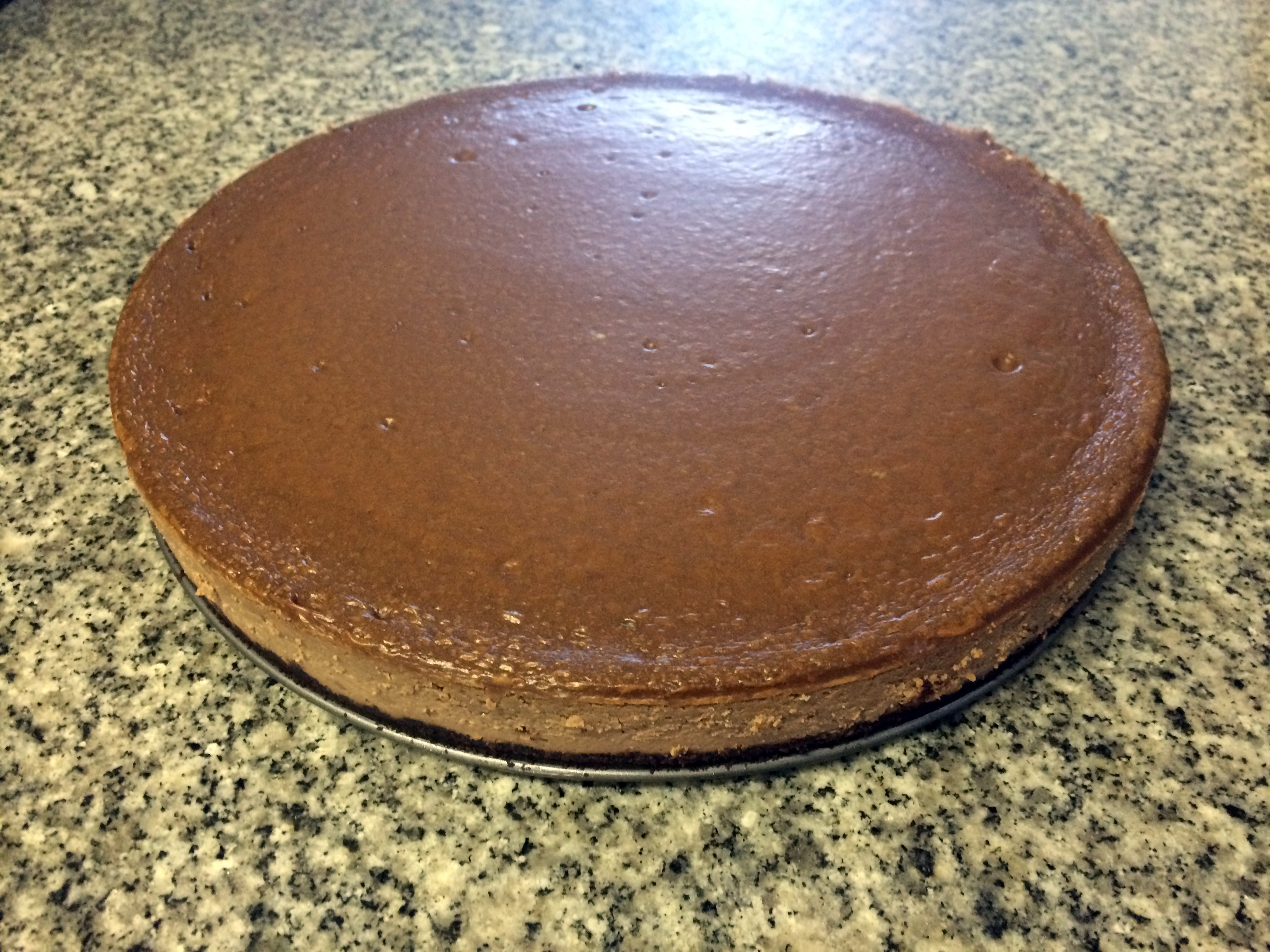 Cheesecake de Nutella