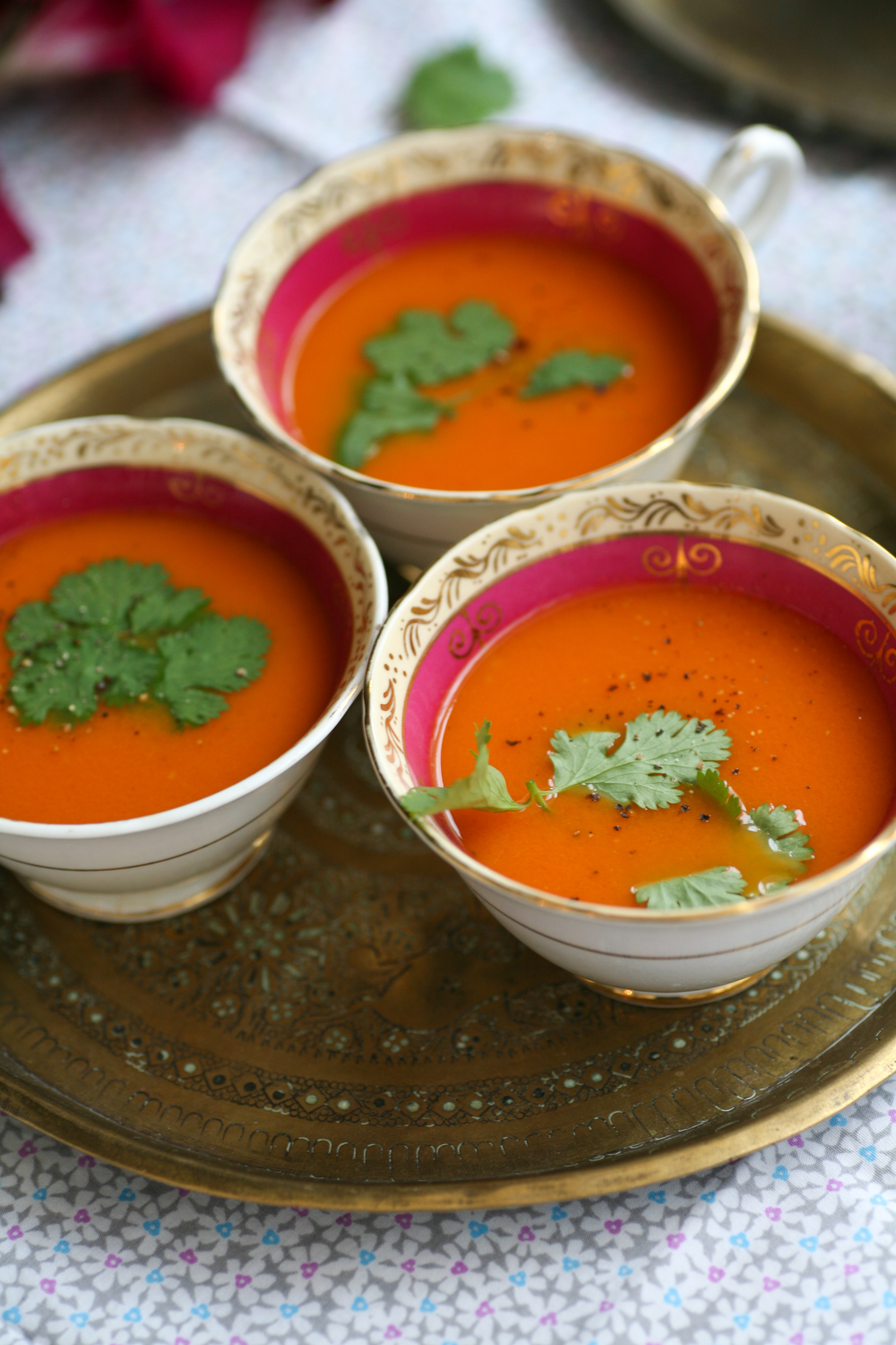 Indian Rasam – Spiced Tomato Soup