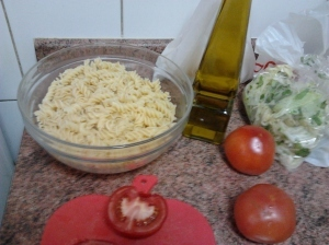 ¿Salpicón o ensalada de pasta?