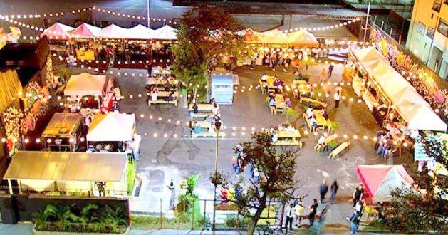 Guia completo de feiras gastronômicas, food trucks e comida de rua em São Paulo