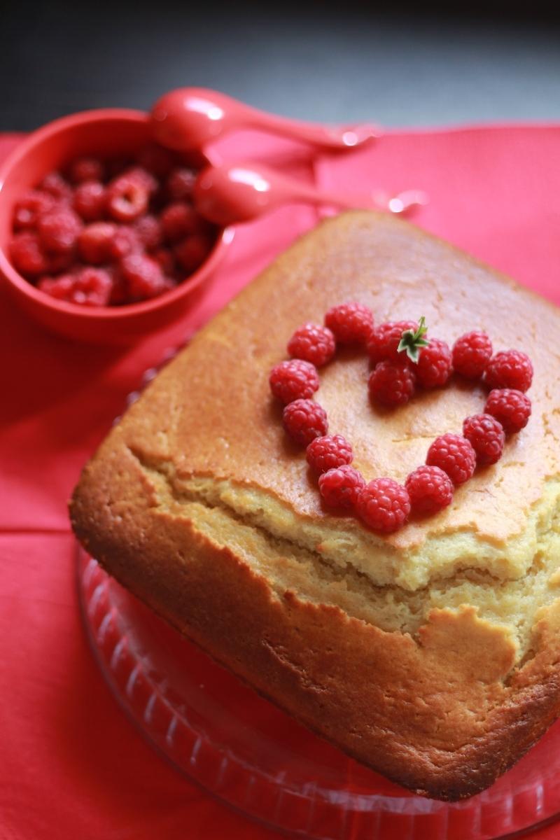 Gâteau au yaourt revisité