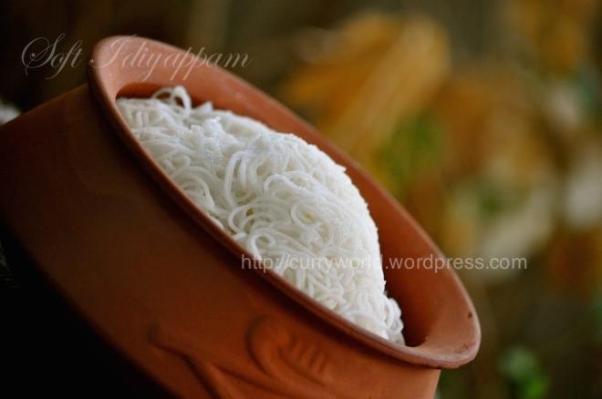 How to get Soft Idiyappams ????