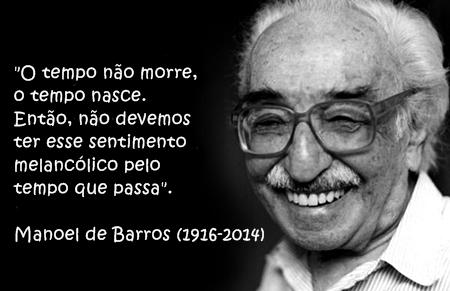 Manoel de Barros (1916 – 2014)