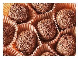 Trufas de Chocolate com Abóbora