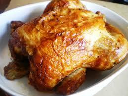 Roasted Cantonese Chicken