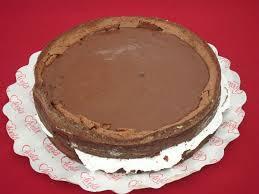 de torta gelada simples não vai ao forno