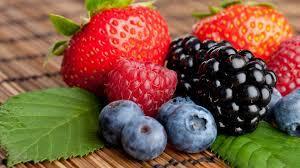 Receita Deliciosa de Pudim de frutas vermelhas