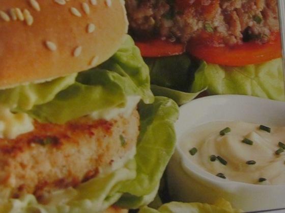 hamburger de la mer – thermomix