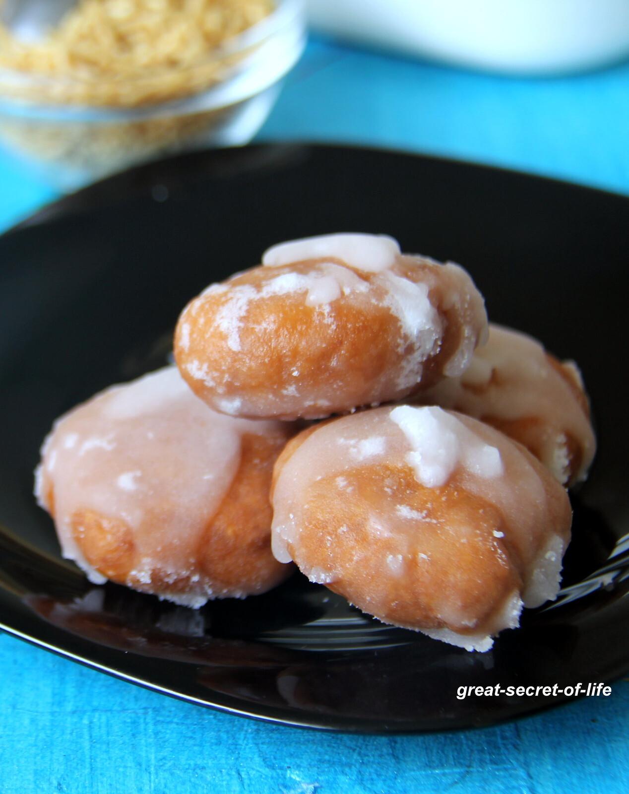 Badusha recipe - Badhusha Recipe - Simple Indian Sweet recipe - Diwali sweet recipes - Indian Doughnut Recipe