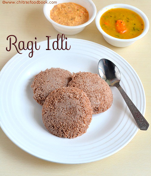 RAGI IDLI,DOSA RECIPE- RAGI RECIPES