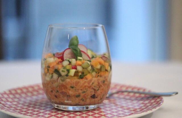 Tartare de salmão: você vai amar esta receita!