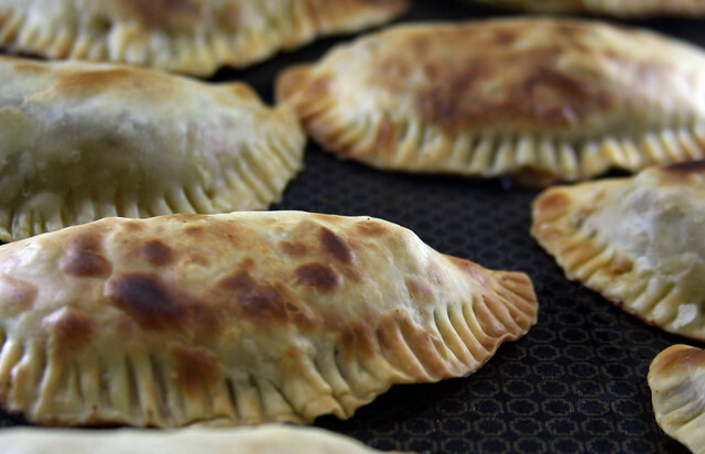 Empanadas de Carne Picante