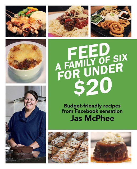 Book Review: Feed a family of six for under $20