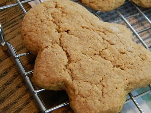 Favourite Gingerbread Cookies #CreativeCookieExchange