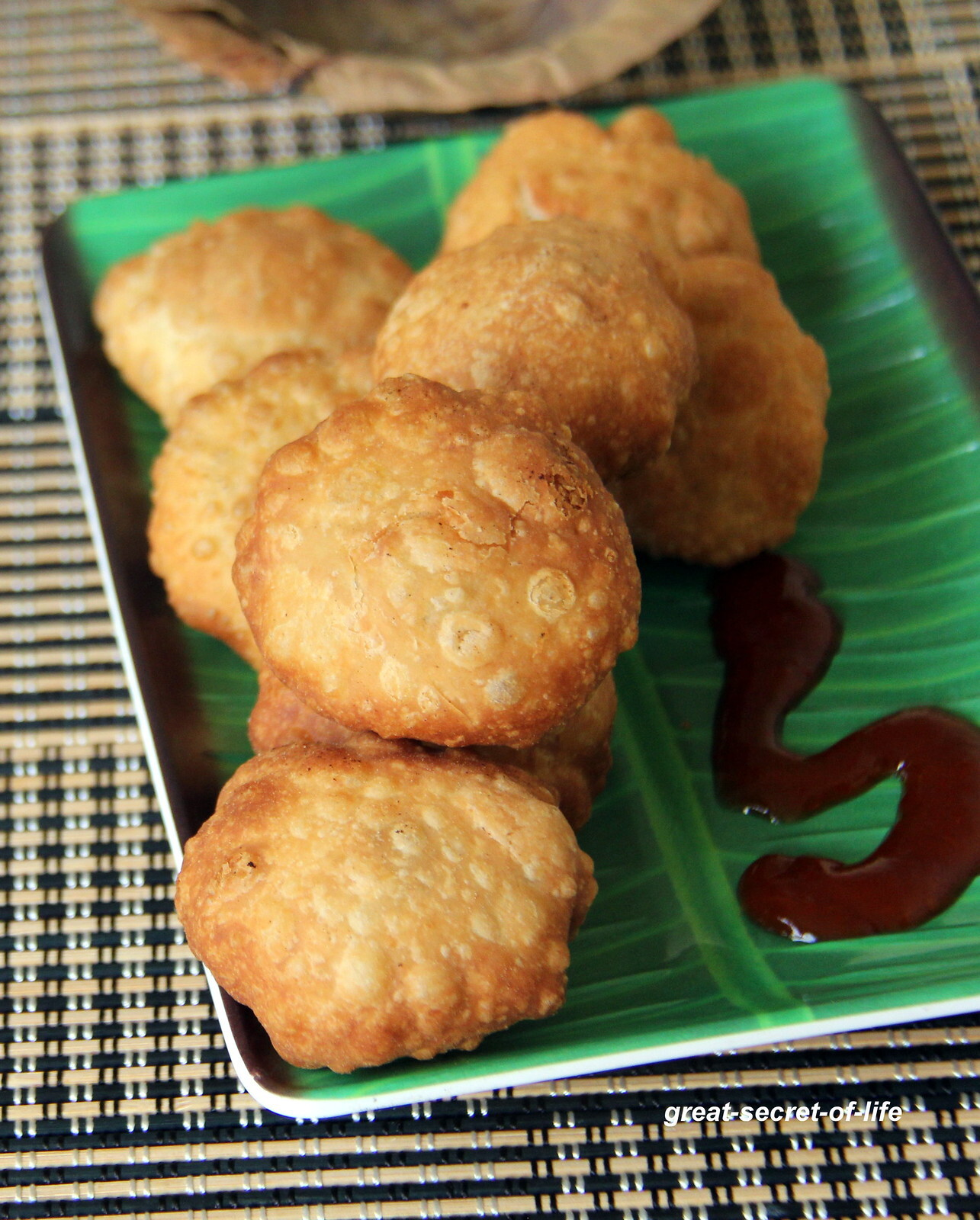 Khasta Kachori recipe - Moong dhal Kachori - Simple kids snack