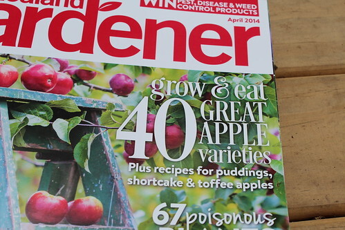 NZ Gardener Magazine: Apples