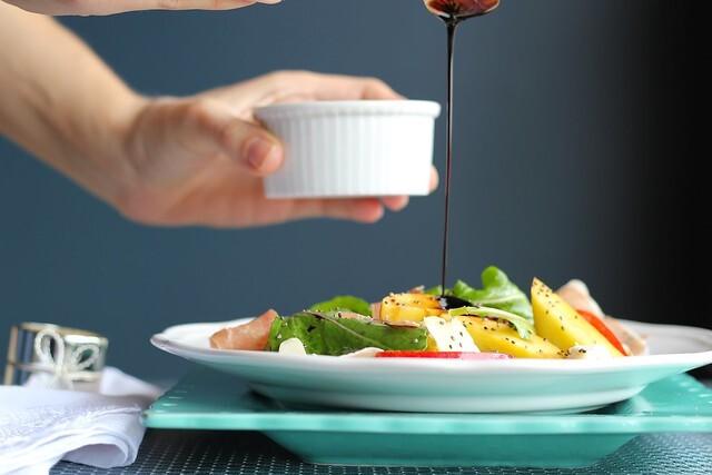 Salada rápida e caprichada para a noite de Natal