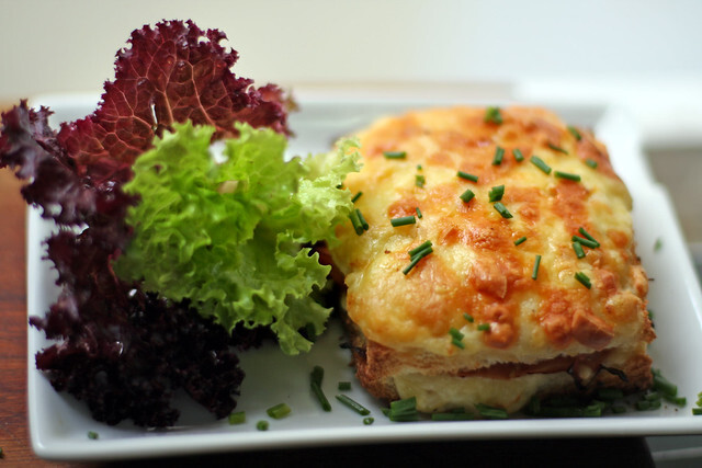 Croque Monsieur y Croque Madame
