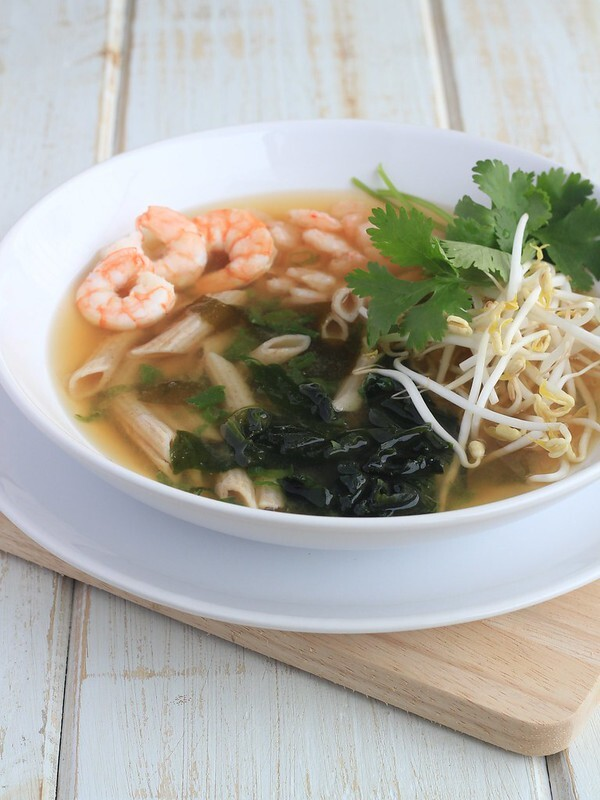 Sopa japonesa fácil, deliciosa e saudável