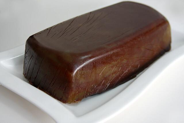 Dulce de Batata Casero con Chocolate