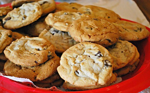 11 Days to Christmas Countdown! - Caramel Pecan Chocolate Chip Cookies