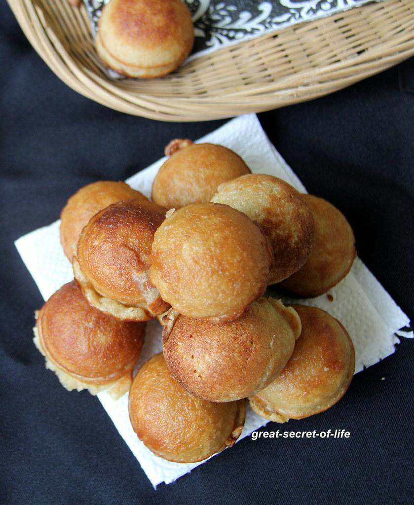 Thinai Paniyaram - Foxtail millet sweet paniyaram - Desserts - Snacks - Millet recipes - Pooja, Naivedyam recipes - karthigai deepam Recipes