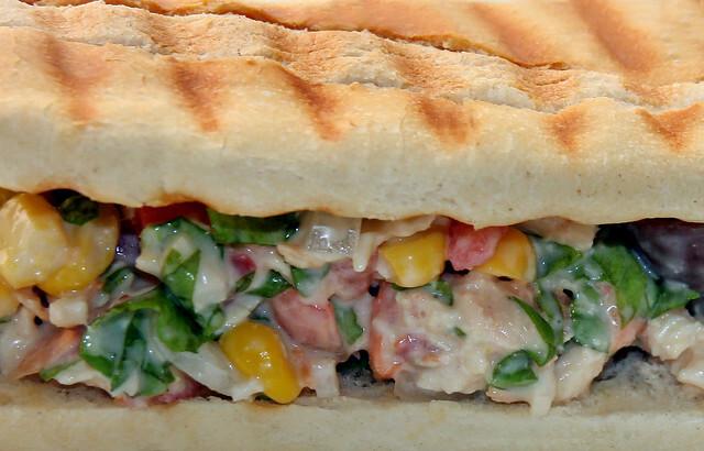 Sándwich Natural de Pollo