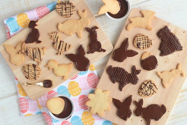 Biscoitos de Páscoa para variar dos tradicionais ovos