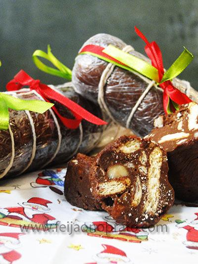 Comidinhas para presentear neste natal